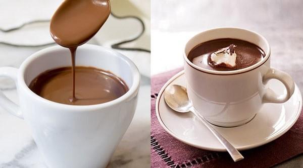 طرز تهیه هات چاکلت فرانسوی