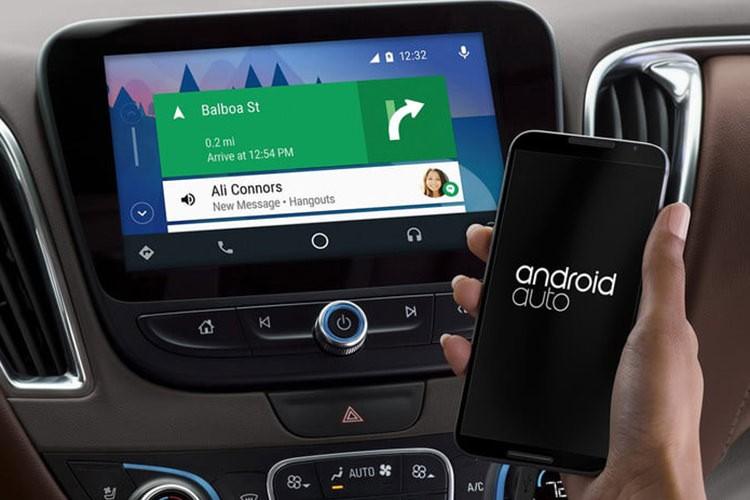 معرفی تکنولوژی AUTO ANDROID