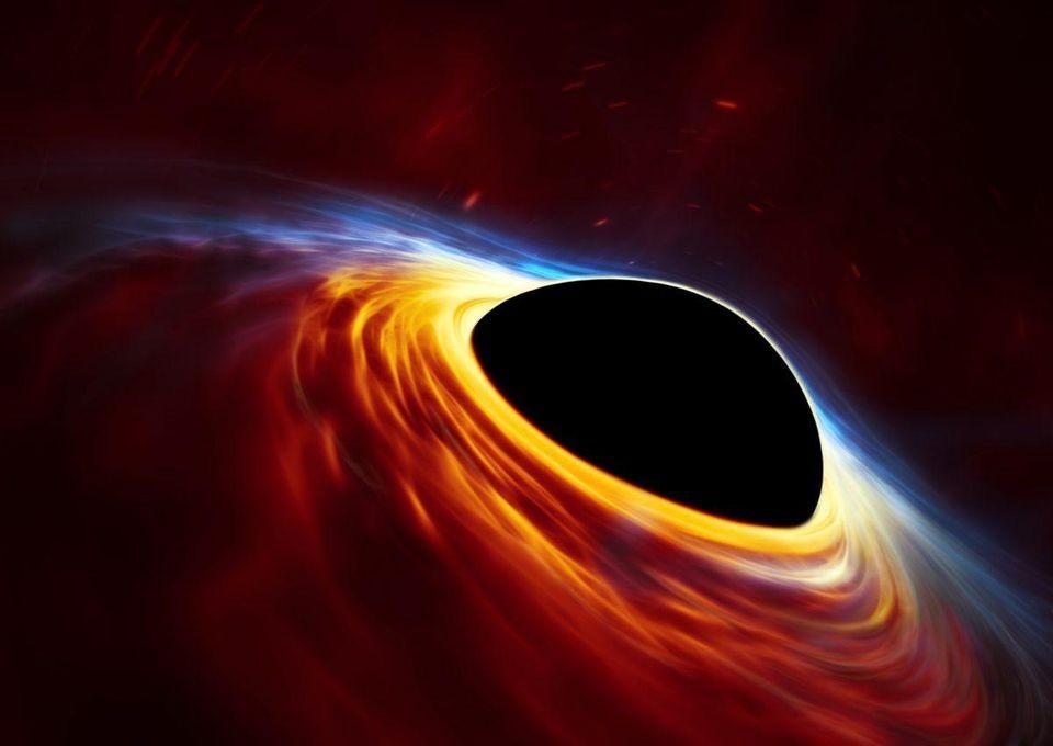 نخستین تصویرها از سیاه چاله ها