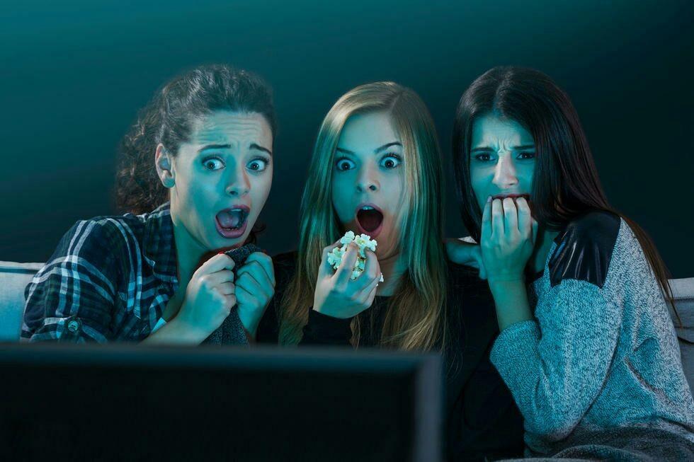 تماشای فیلم های ترسناک