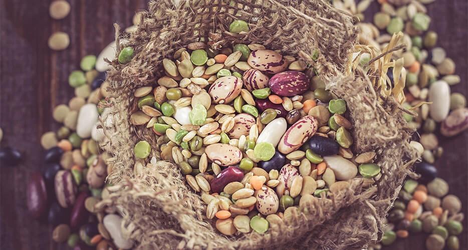 حبوبات مواد معدنی با ارزش برای رژیم غذایی ما