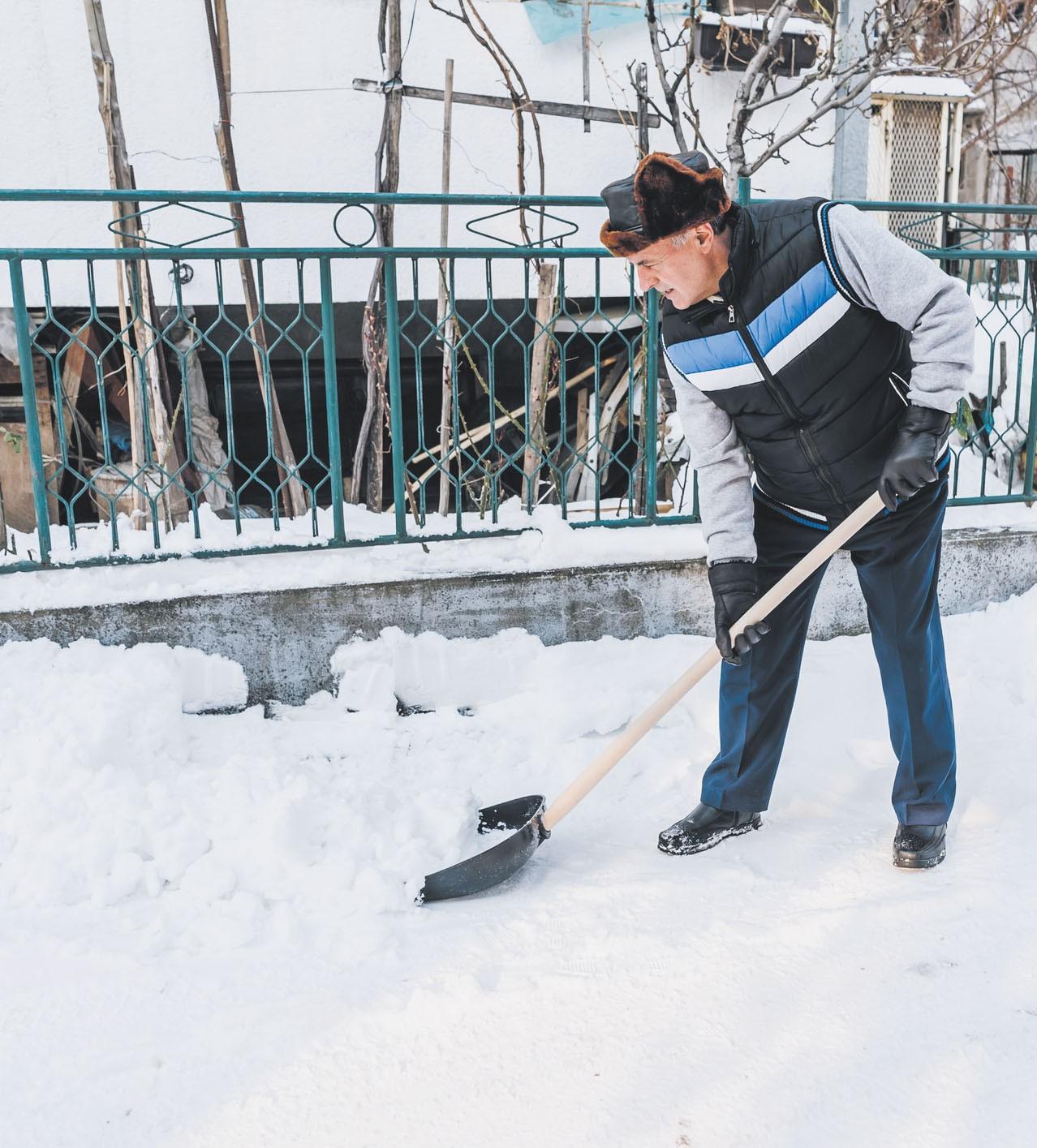 چرا حملات قلبی در زمستان شایع تر است