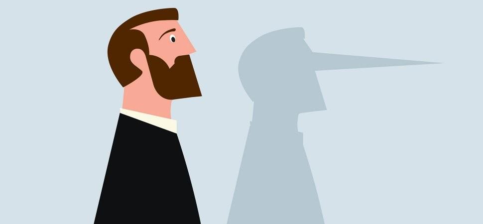 نحوه تشخیص زبان بدن دروغگو