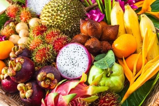 9 میوه عجیب و غریب مغذی