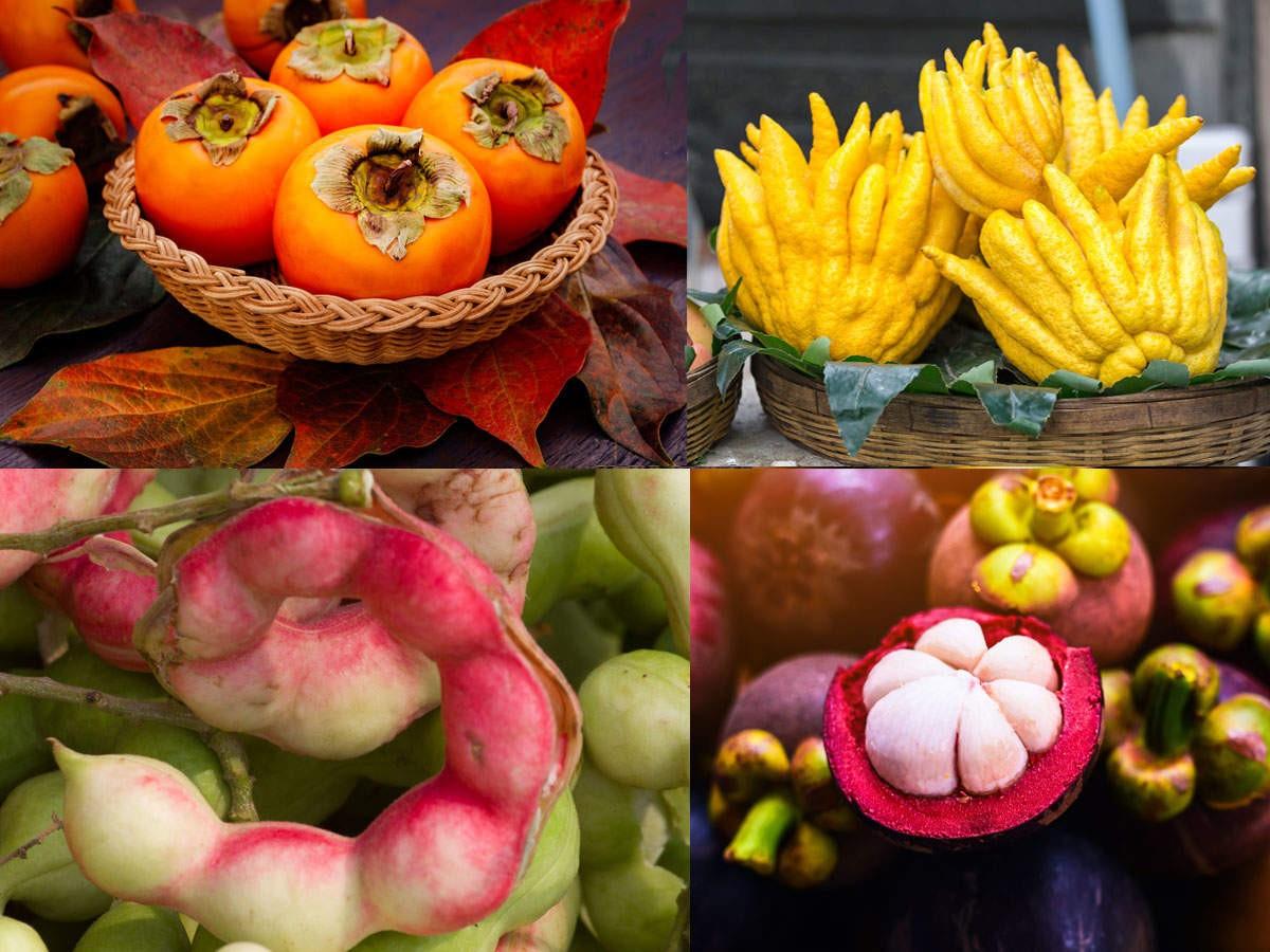 15 میوه چینی و فواید سلامتی آنها