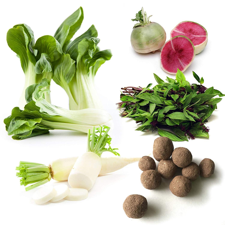 سبزیجات خوشمزه و سالم آسیایی که باید درباره آنها بدانید
