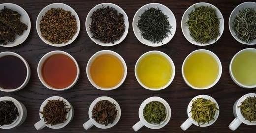10چای گیاهی مفید برای سلامتی