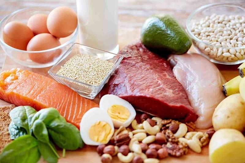 غذای سالم با ویتامین های B بالا