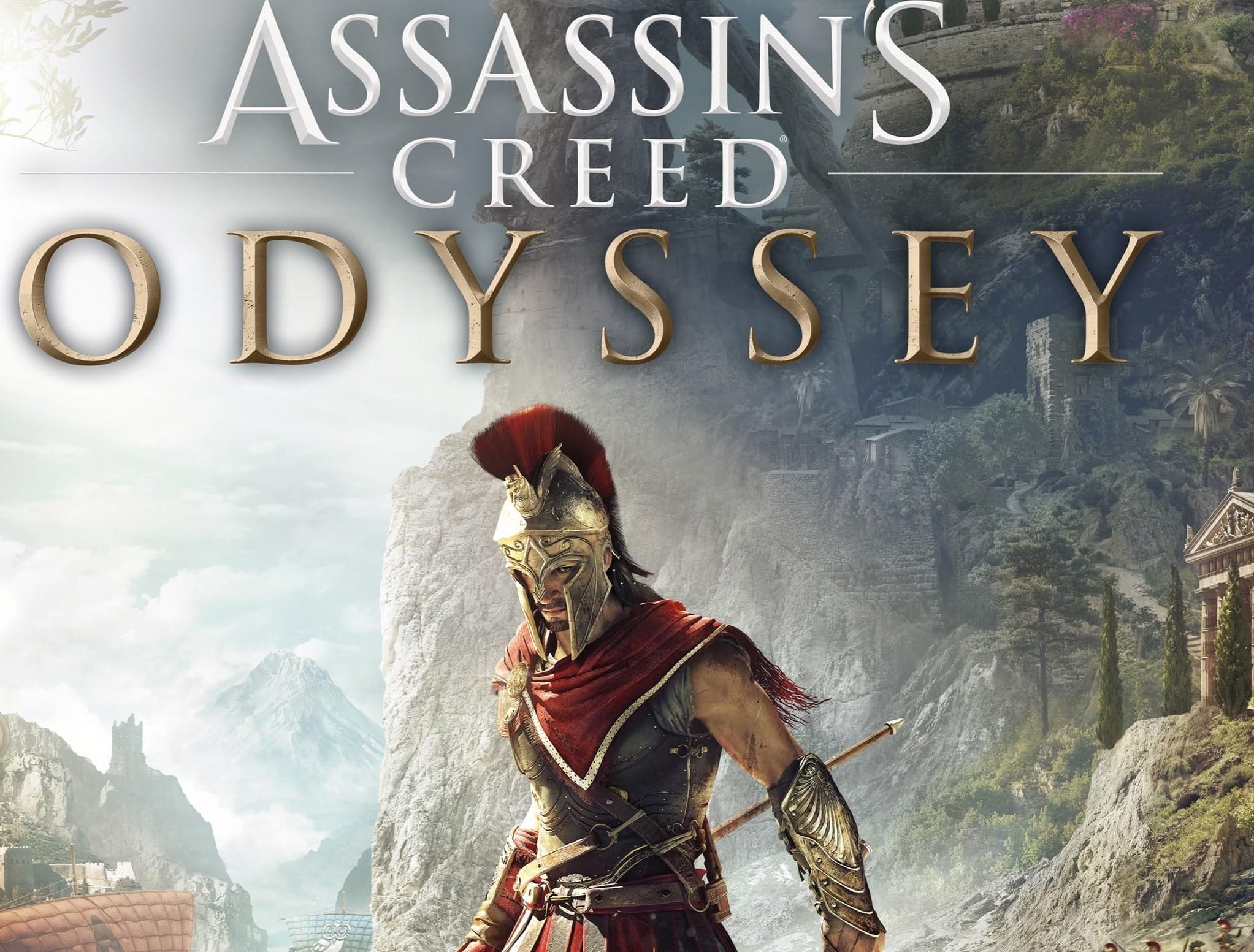 چرا باید Assassins creed odyssey را تجربه کنیم ؟