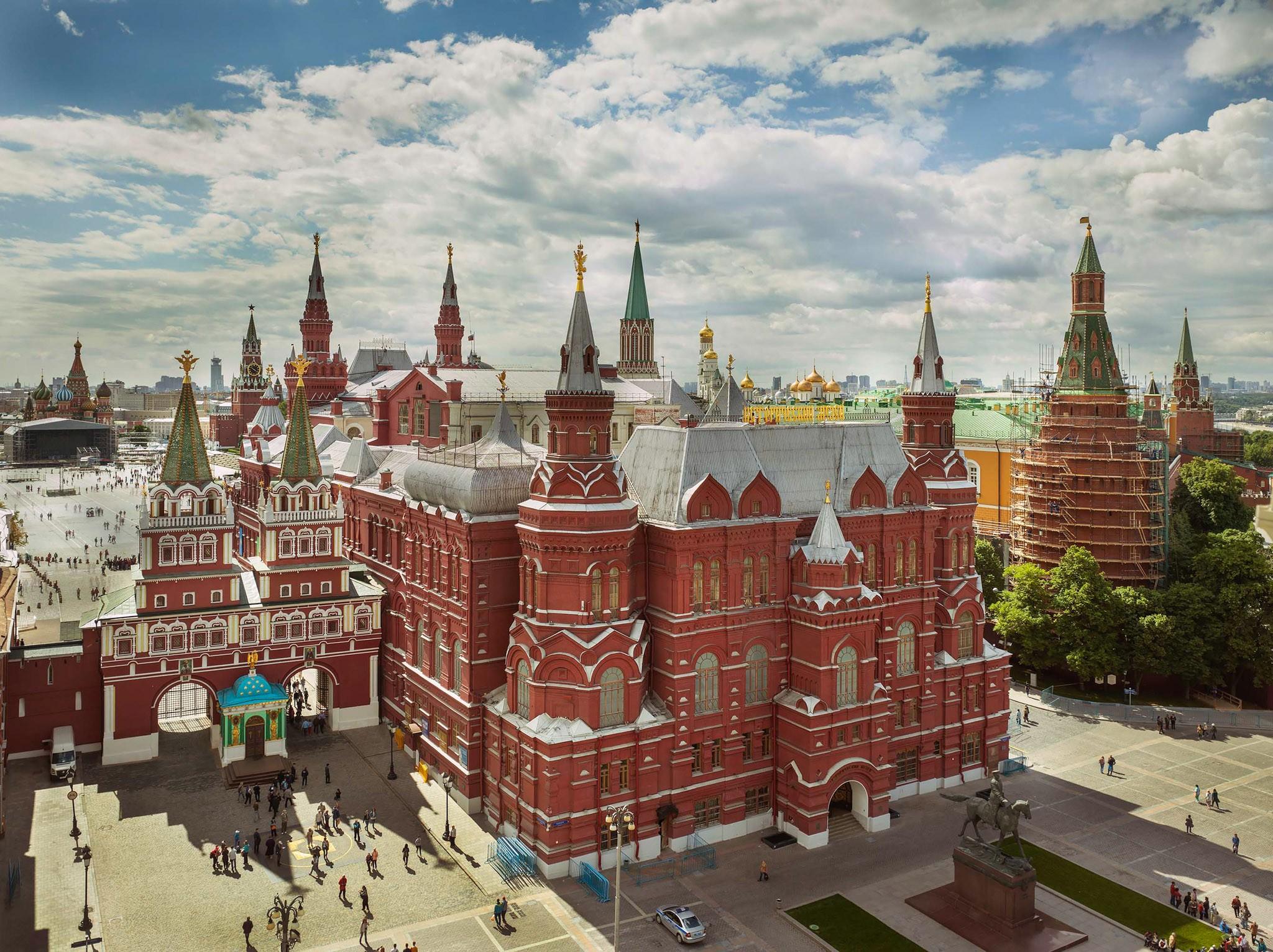 مسکو /جاذبه های دیدنی توریستی و گردشگری
