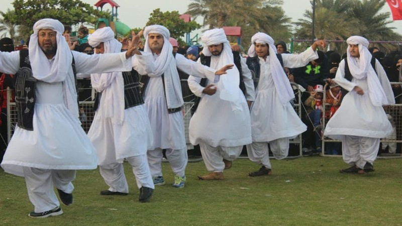 فلسفه رقص و بازی های محلی در ایران