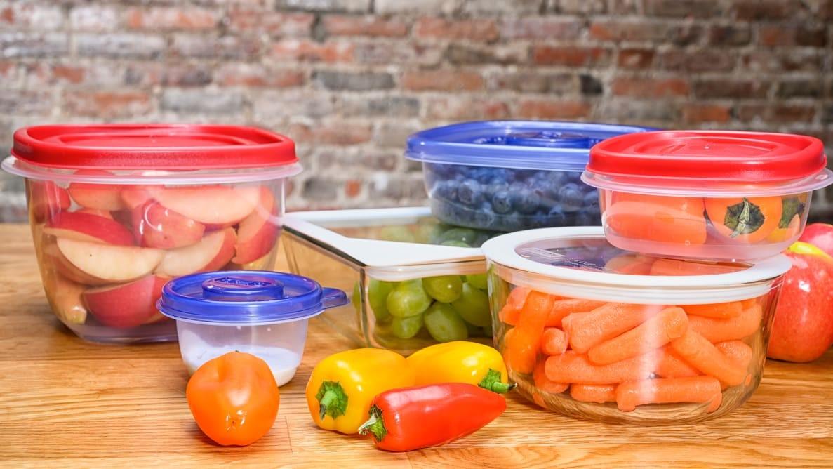 ظروف نگهداری مواد غذایی | راهنما خرید و استفاده