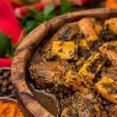 طرز تهیه خورش سنتی ریواس