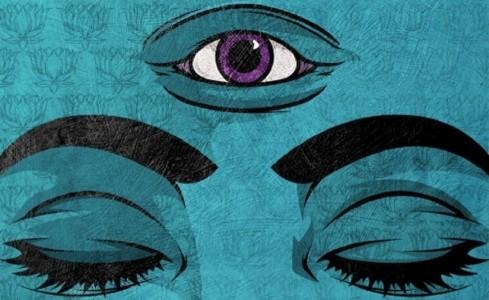 آیا چشم سوم شما باز است؟!