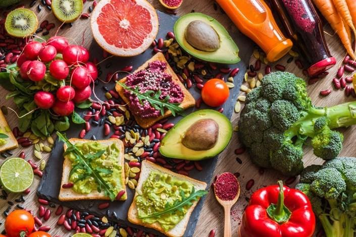 با رژیم سبزیجات میکروب های روده را کنترل کنید