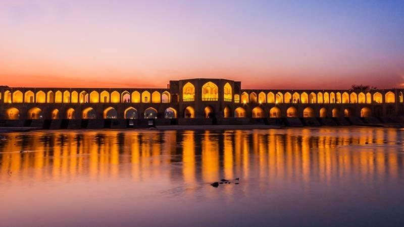 دیدنی ترین جاذبه های گردشگری اصفهان