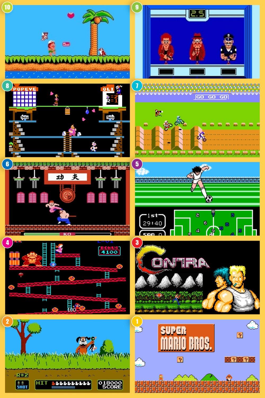 خاطره انگیزترین بازی های کنسول «میکرو»