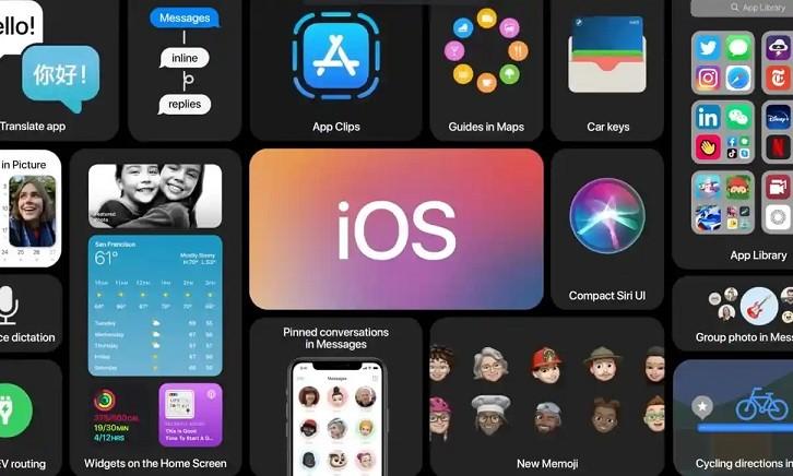 معرفی رسمی iOS 14
