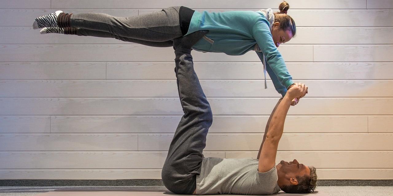 ورزش در فضای باز برای زوج ها