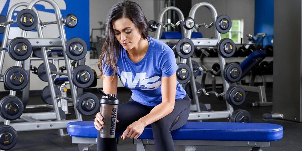 8 مفیدترین مکمل های عضلانی برای زنان
