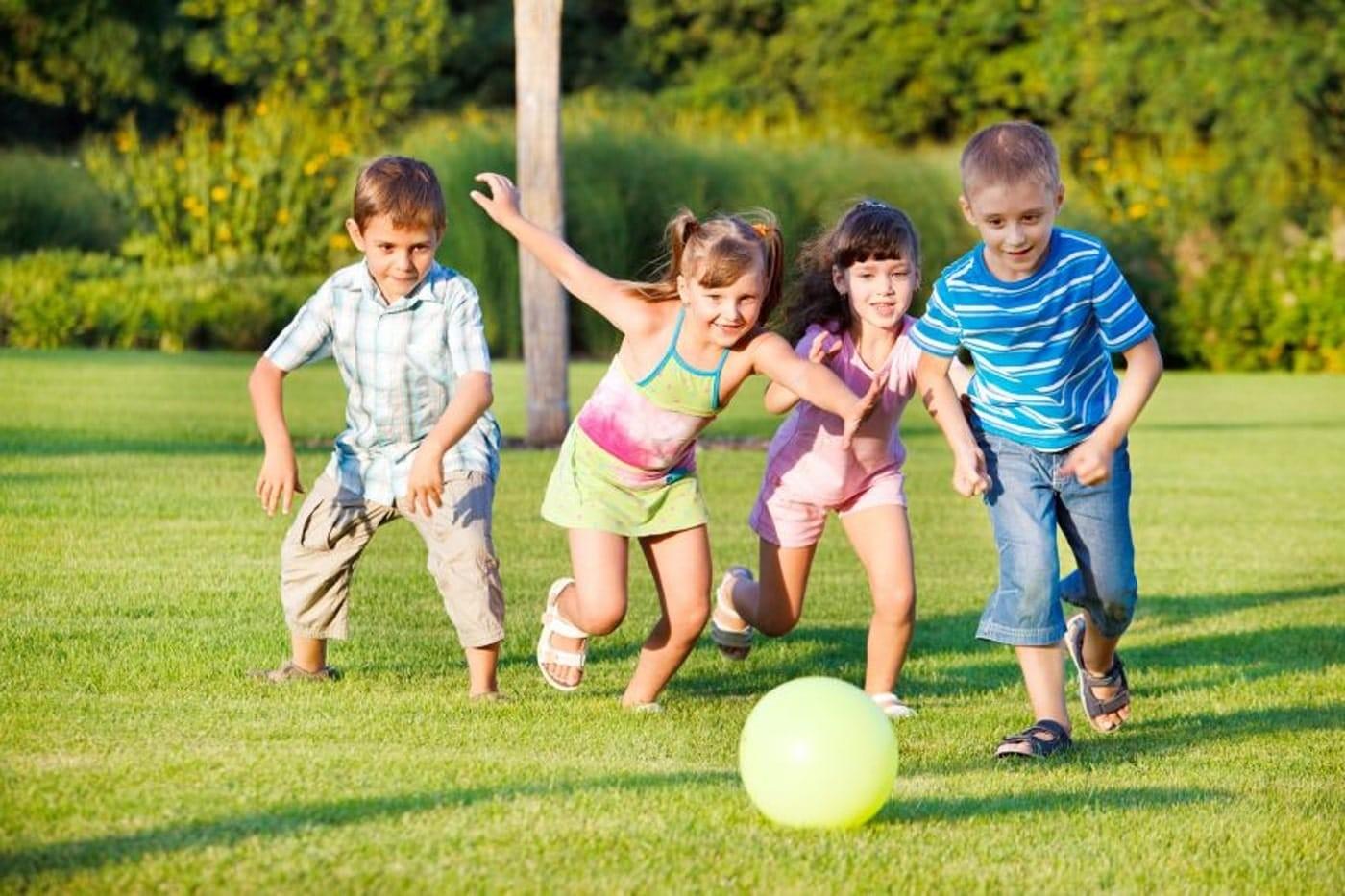 معرفی بهترین ورزش ها برای کودکان