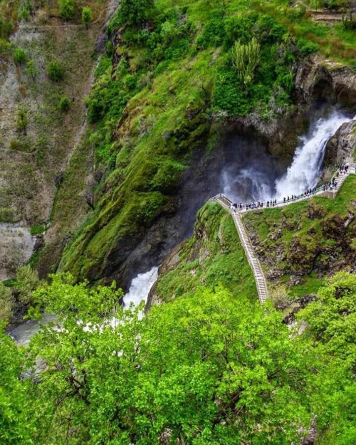 آبشار شلماش، سردشت، آذربایجان غربی
