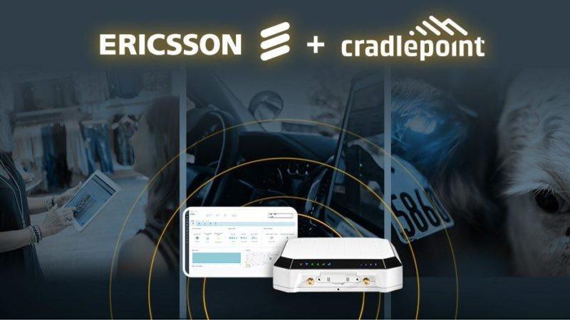 اریکسون شرکت مخابراتی Cradlepoint را در ازای ۱.۱ میلیارد دلار خریداری کرد