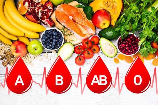 تغذیه بر اساس گروه خونی