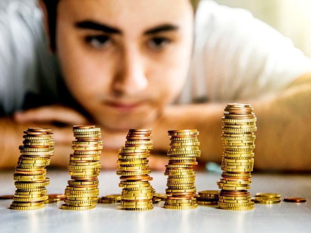 ثروتمند بودن، احساس است.