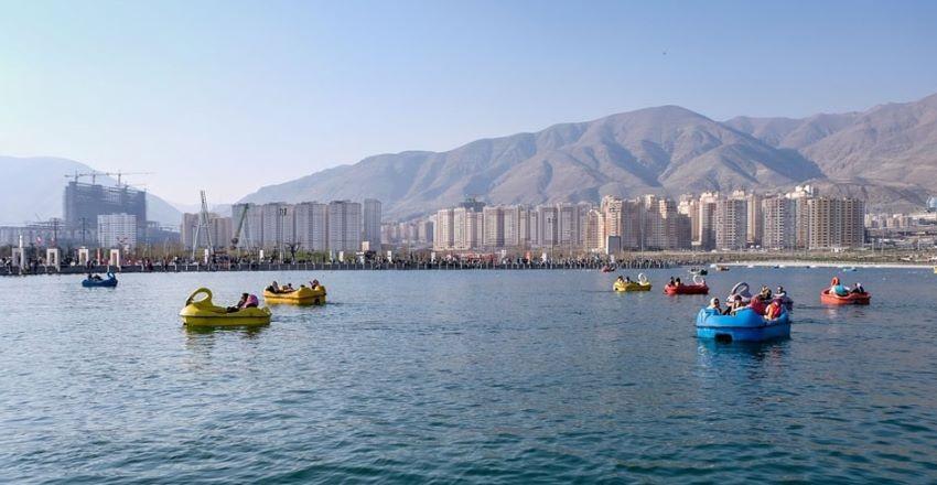 معرفی دریاچه چیتگر تهران