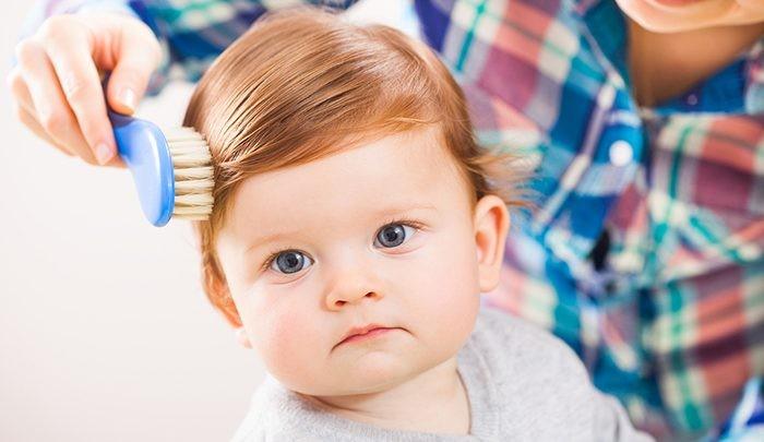 مراقبت از موی کودک