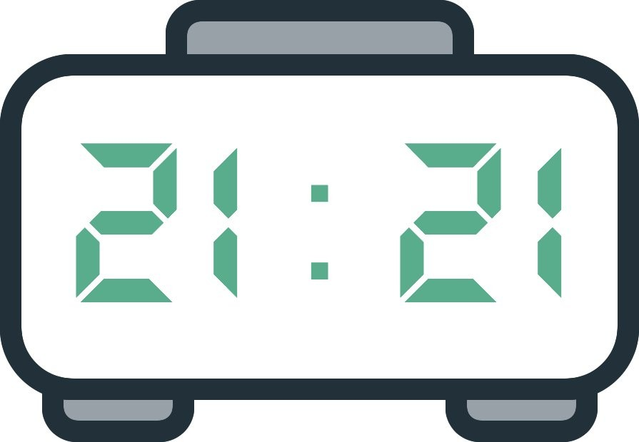 معنی عدد ساعت 21:21