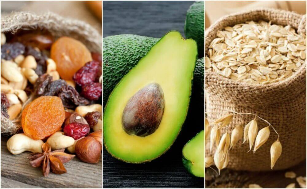 13ماده غذایی که می توانند کلسترول را کاهش دهند