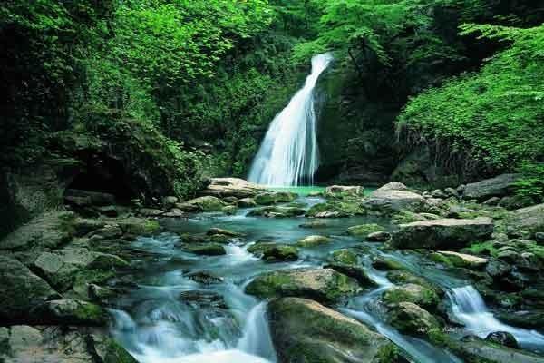 جاذبه گردشگری آبشار شیرآباد