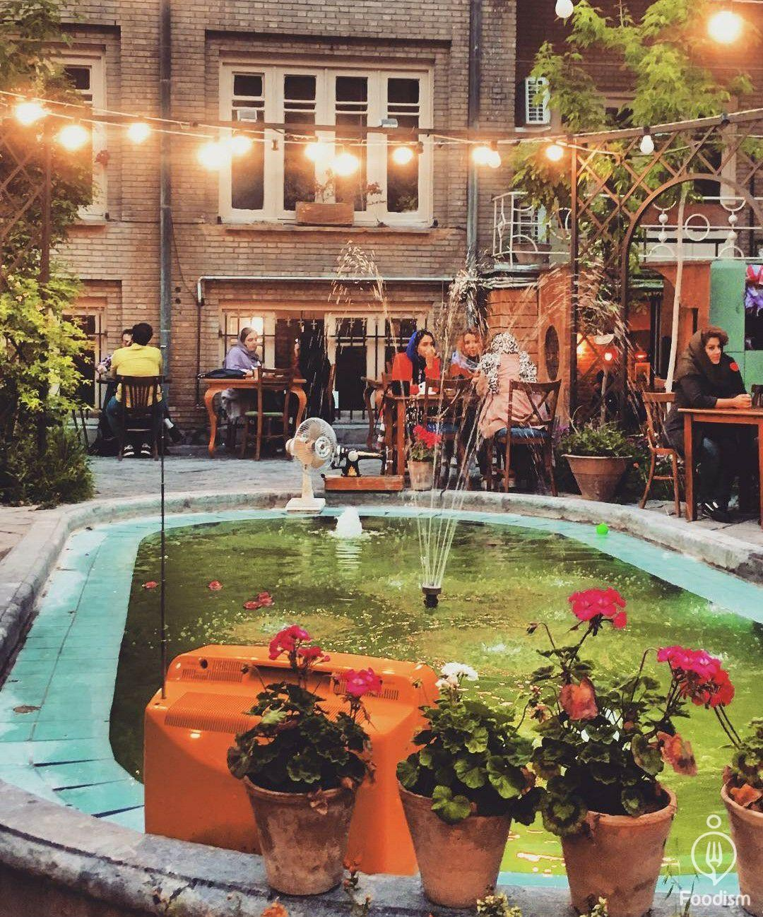 کافه های قشنگ تهران