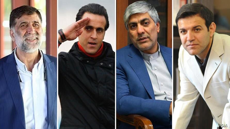 شهابالدین عزیزی خادم در انتخابات فدراسیون فوتبال به پیروزی رسید