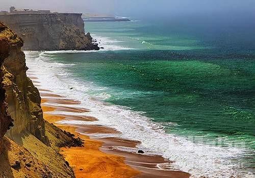 سواحل زیبای جنوب ایران
