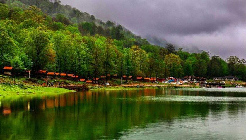 جاذبه های طبیعی استان مازندران