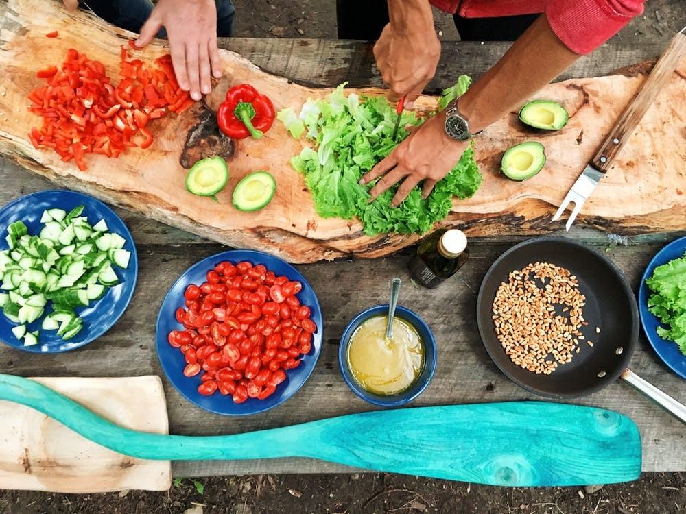 برنامه غذایی سالم در ماه رمضان