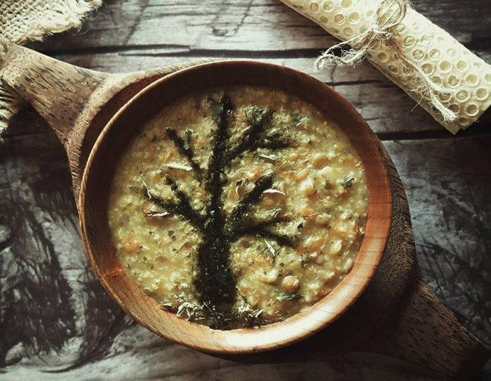 طرز تهیه آش سنتی شلغم با کوفته ریزه