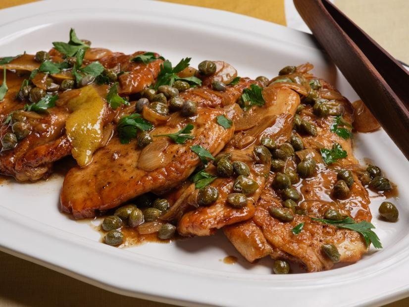 طرز تهیه بهترین دستور پخت مرغ پیکاتا