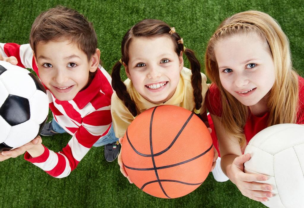 لیست بهترین ورزش ها برای بازی کودکان