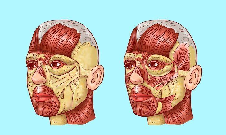 چگونه عظلات صورت را با ورزش قوی کنیم؟
