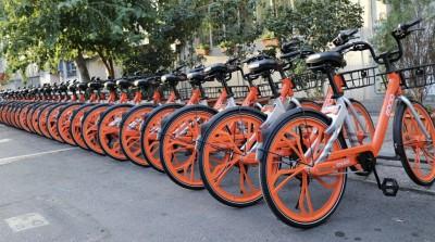 آغاز طرح دوچرخه های هوشمند از پنجشنبه در شیراز