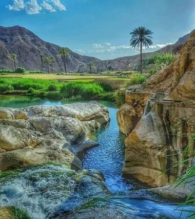 روستای ازمیغان - طبس