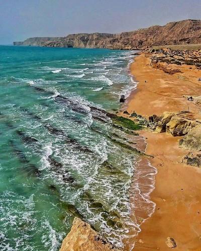 ساحل خلیج نایبند - بوشهر