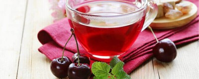 طرز تهیه چای آلبالو