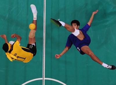 ورزش سپک تاکرا