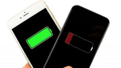 علت زودتمام شدن باتری و شارژ موبایل