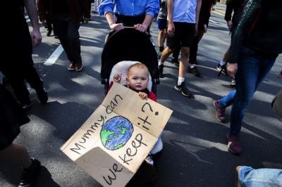 مهمترین تهدید زمان تغییرات آب و هوایی